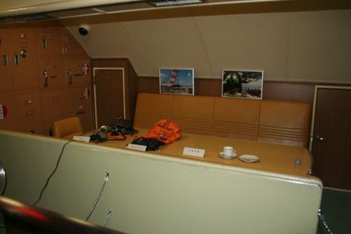 6潜水艦内部